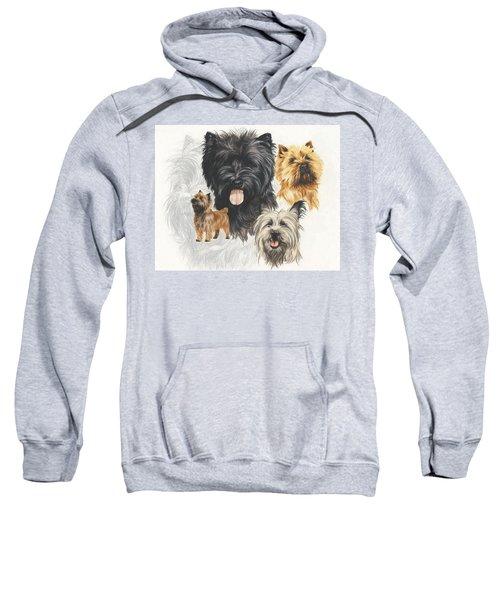 Cairn Terrier Revamp Sweatshirt