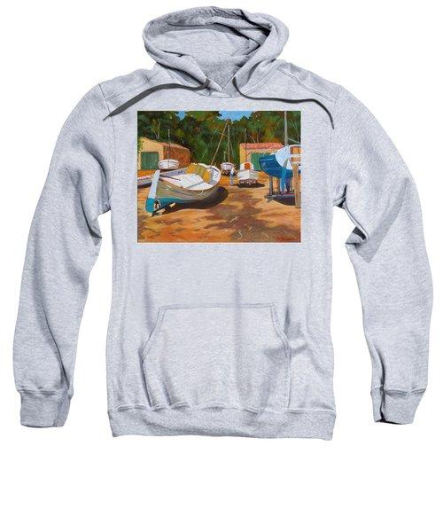 Cala Figuera Boatyard - I Sweatshirt