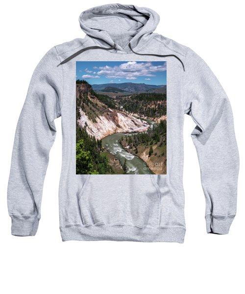 Calcite Springs Overlook  Sweatshirt