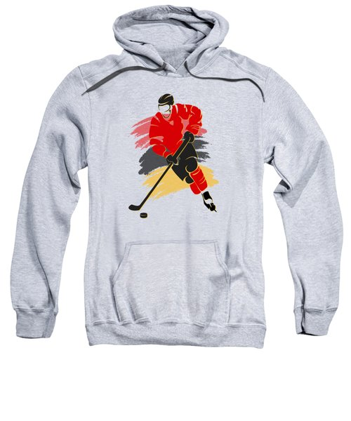 Calgary Flames Player Shirt Sweatshirt