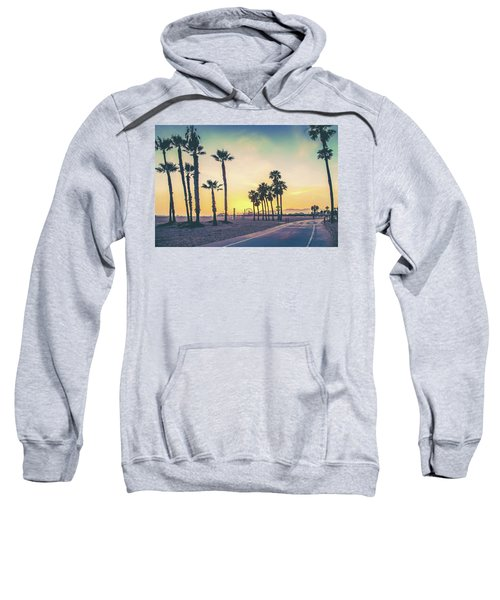 Cali Sunset Sweatshirt by Az Jackson