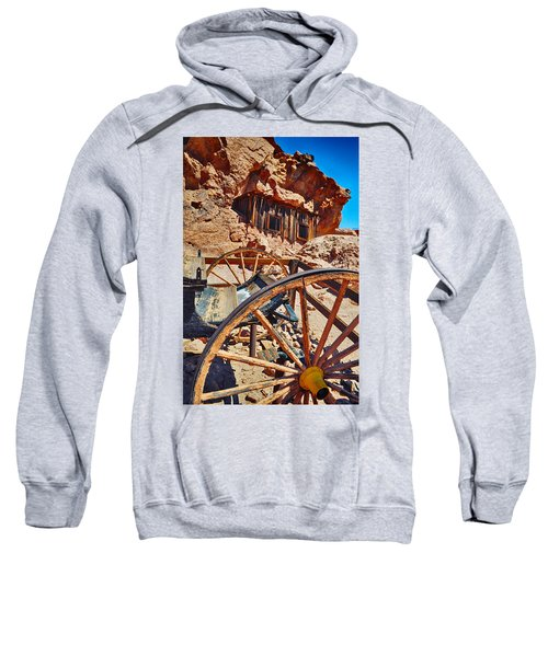 Calico Ghost Town Mine Sweatshirt