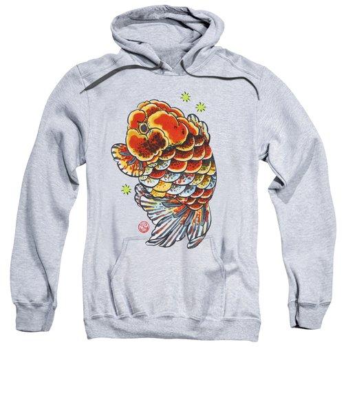 Calico Ranchu Sweatshirt by Shih Chang Yang