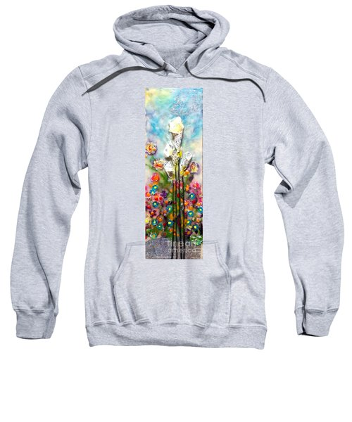 Calla Lily Dance Sweatshirt