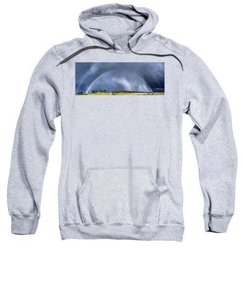 The Good In A Storm Sweatshirt