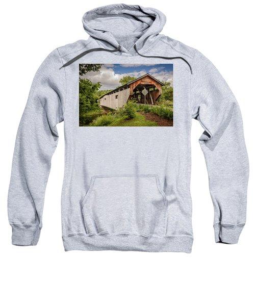 Cambridge Junction Bridge Sweatshirt
