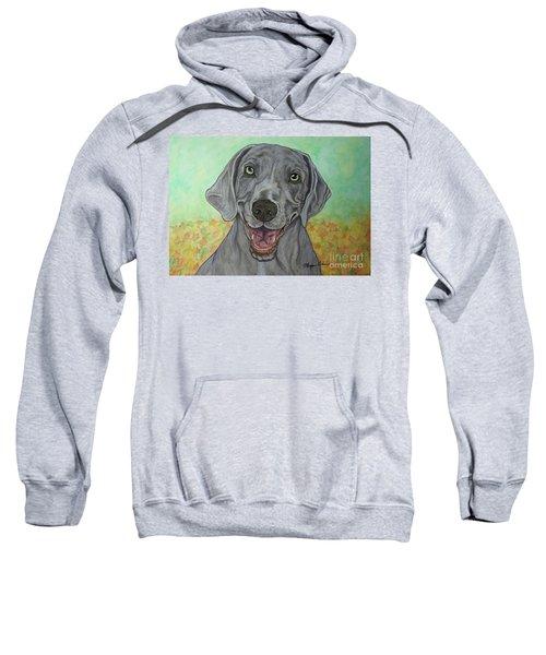 Camden The Weimaraner Sweatshirt