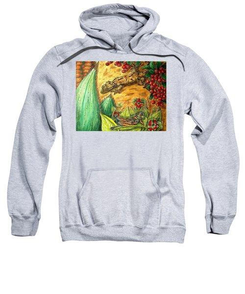 Camouflage...is It Working? Sweatshirt