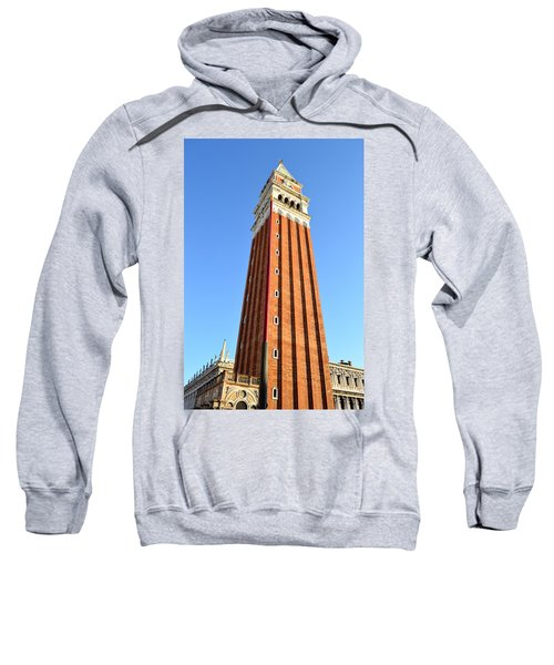 Campanile Di San Marco In Venice Sweatshirt