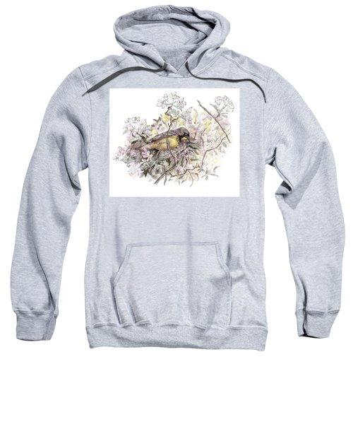 Canada Warbler Sweatshirt