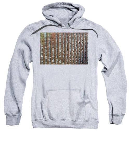 Canal Reflections 4 Sweatshirt