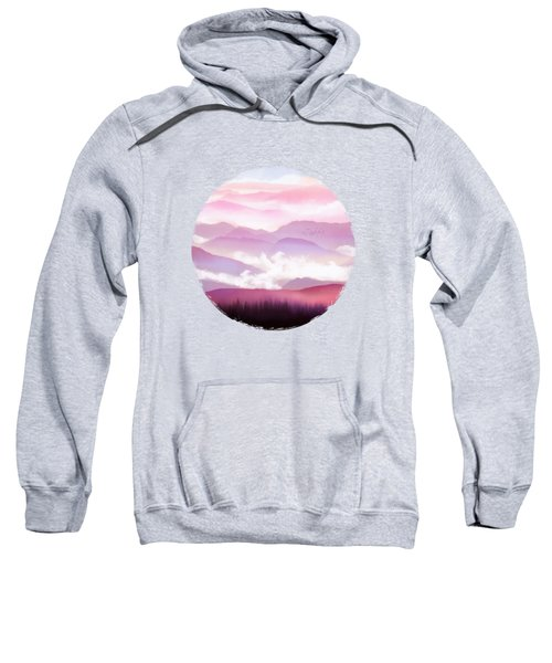 Candy Floss Mist Sweatshirt