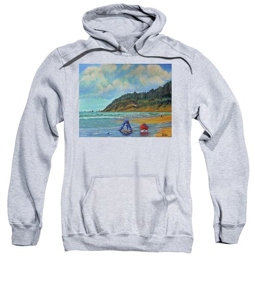Cannon Beach Kids Sweatshirt