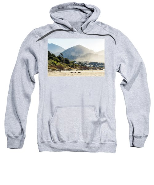 Cannon Beach Oceanfront Vacation Homes Sweatshirt