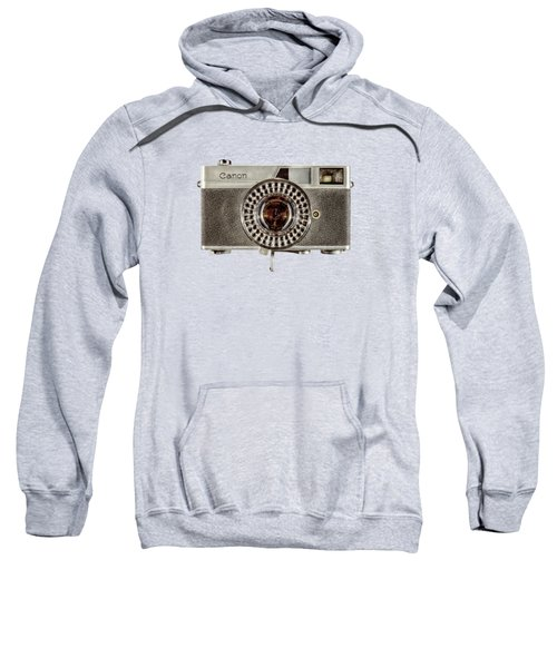 Canonete Film Camera Sweatshirt