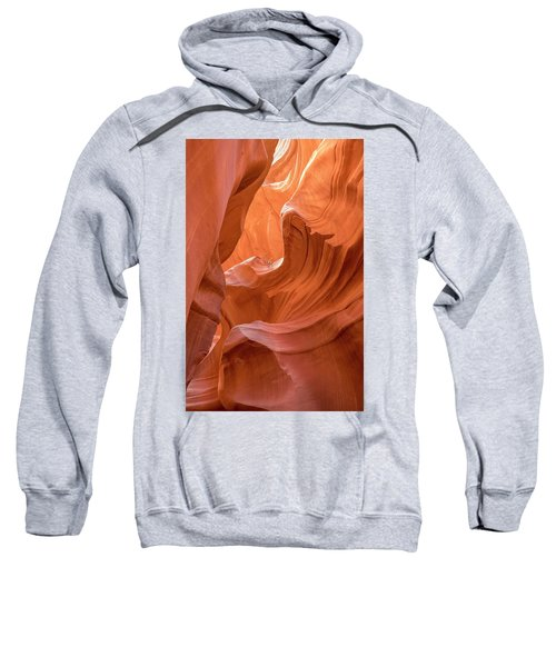 Sweatshirt featuring the photograph Canyon Beauty  by Jeanne May