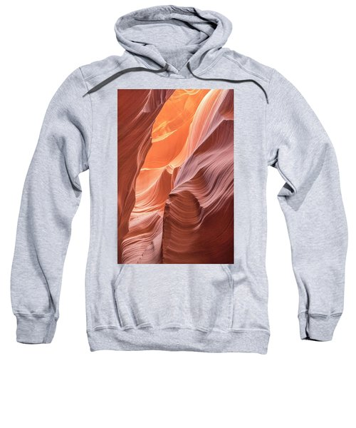 Sweatshirt featuring the photograph Canyon Magic  by Jeanne May