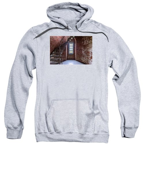 Cape Blanco Lighthouse Sweatshirt