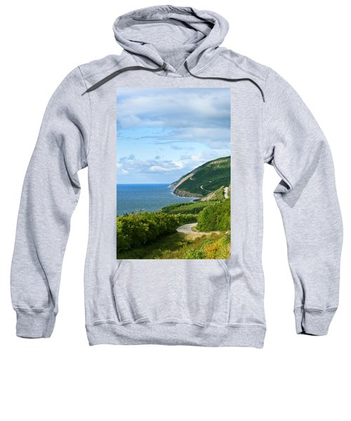 Cape Breton Highlands National Park Sweatshirt