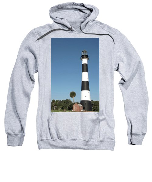 Cape Canaveral Lighthouse  Sweatshirt