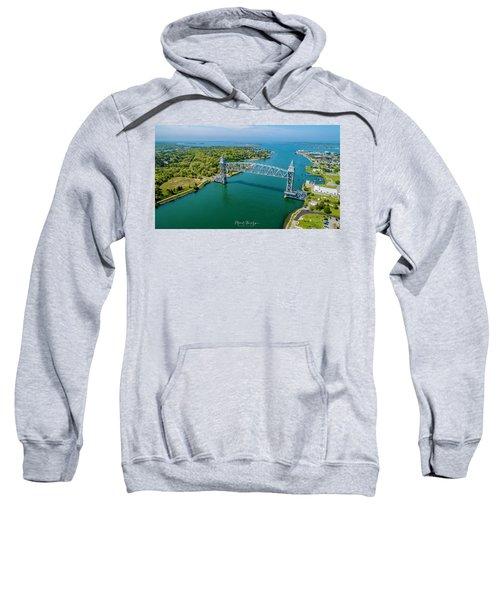 Cape Cod Canal Railroad Sweatshirt