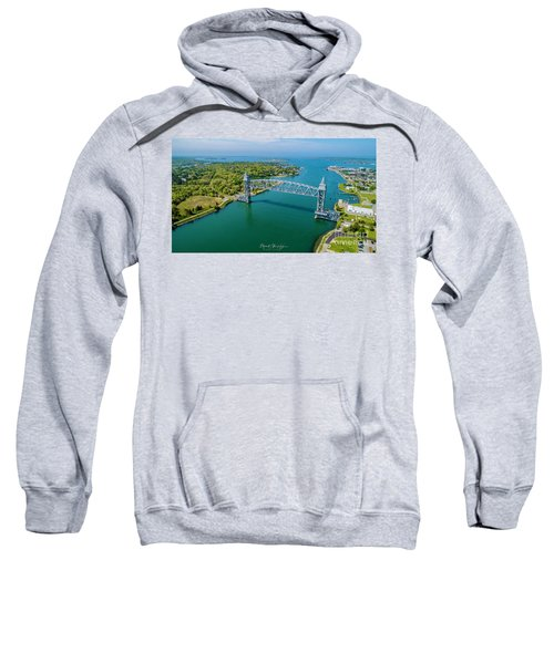 Cape Cod Canal Railroad Sweatshirt