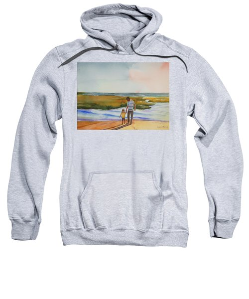 Cape Cod Sunset Sweatshirt