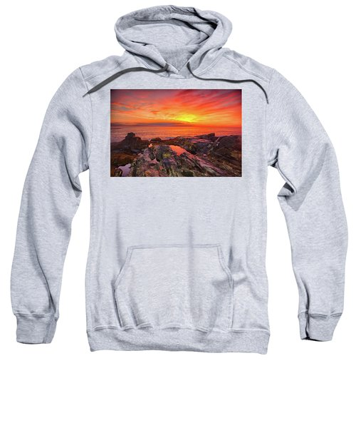 Cape Neddick Sunrise Sweatshirt