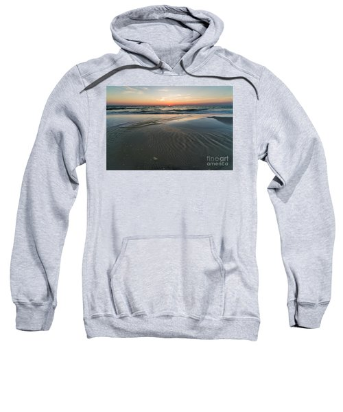 Cape San Blas Beach At Sunset Sweatshirt