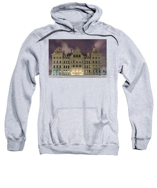 Capitol Snow Sweatshirt