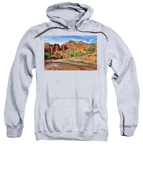Caprock Canyon Sweatshirt