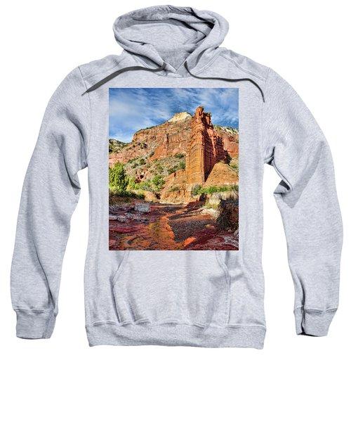Caprock Canyon Cliff Sweatshirt