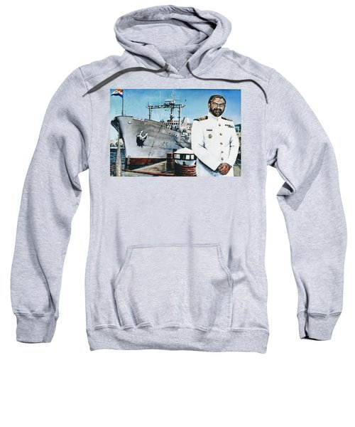 Capt Eric Green Sweatshirt