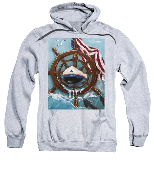 Captain's Home Sweatshirt