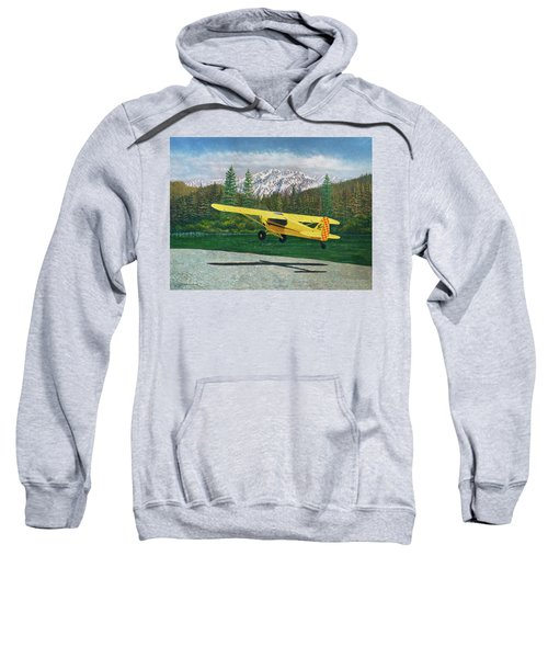 Carbon Cub Riverbank Takeoff Sweatshirt