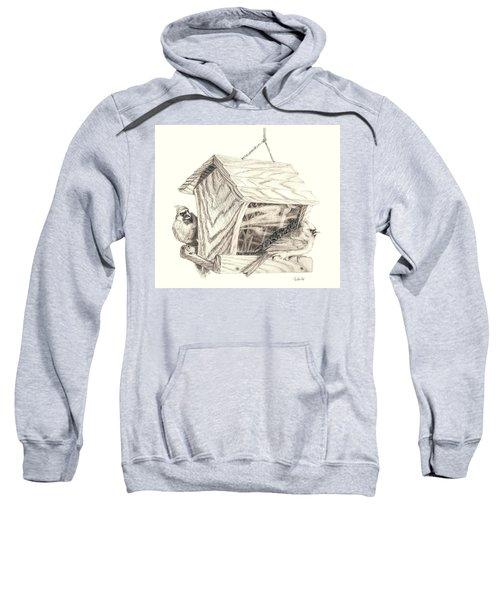 Cardinal Feeder Sweatshirt