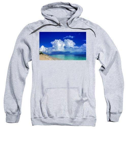 Caribbean Clouds Sweatshirt