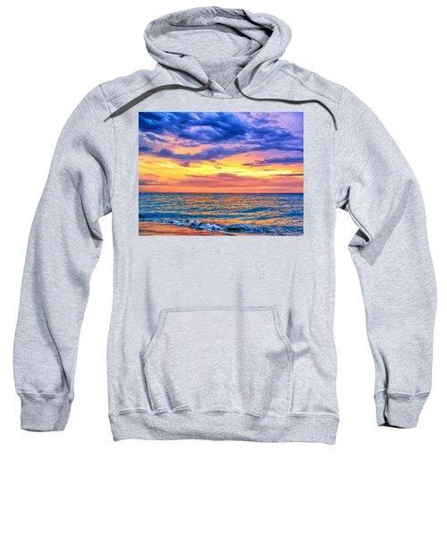 Caribbean Sunset Sweatshirt
