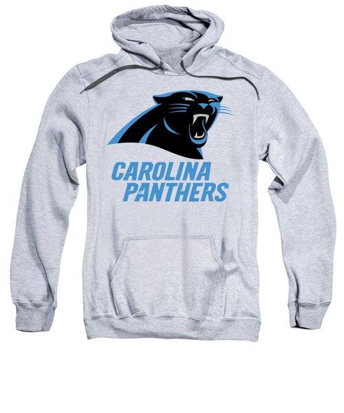 Carolina Panthers Translucent Steel Sweatshirt