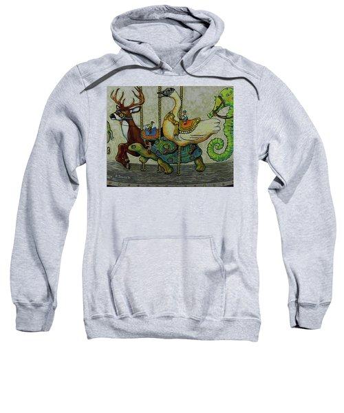 Carousel Kids 5 Sweatshirt