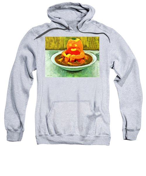 Carrot Bath Time - Da Sweatshirt