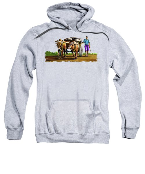 Cart Man Sweatshirt