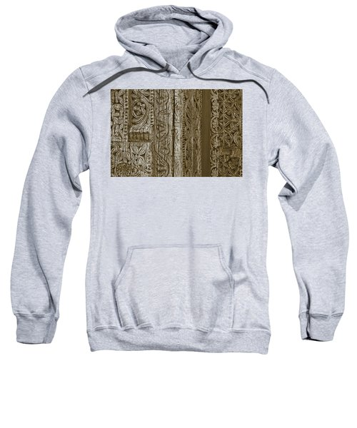 Carving - 2 Sweatshirt