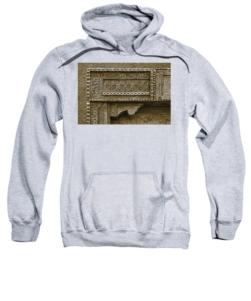Carving - 3 Sweatshirt