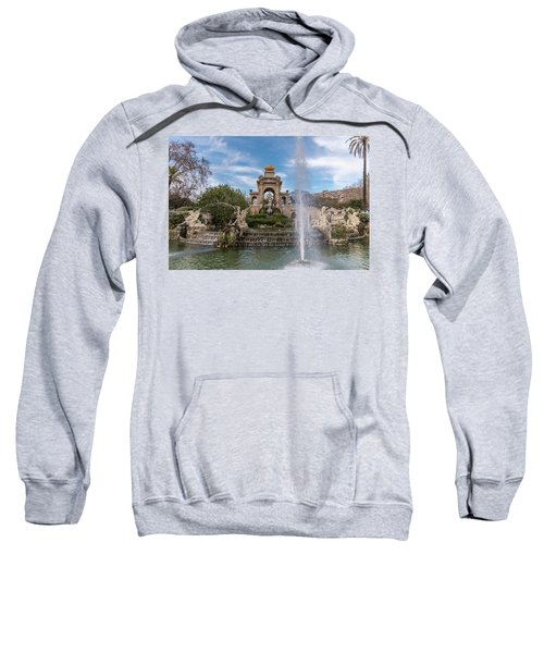 Cascada Monumental Sweatshirt by Randy Scherkenbach