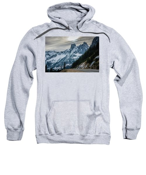 Cascade Beauty Sweatshirt