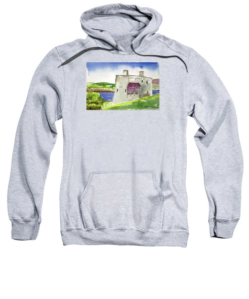 Castle From The Hill Sweatshirt