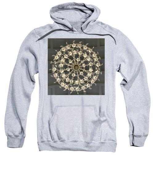 Castle Front Hall 02 Sweatshirt