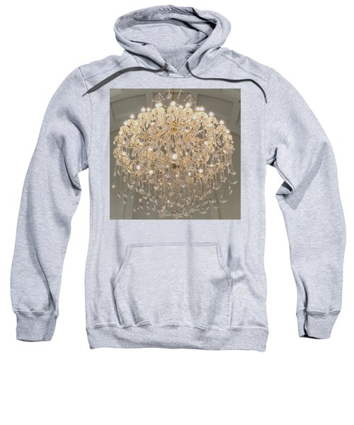 Castle Front Hall 01 Sweatshirt