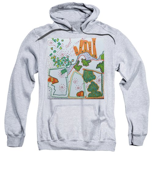 Castle On The Hill Sweatshirt